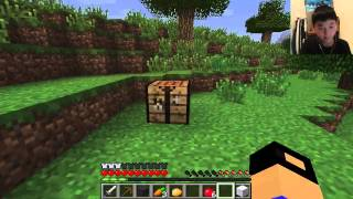 Minecraft Survival: Ep. 1 - New Beginning