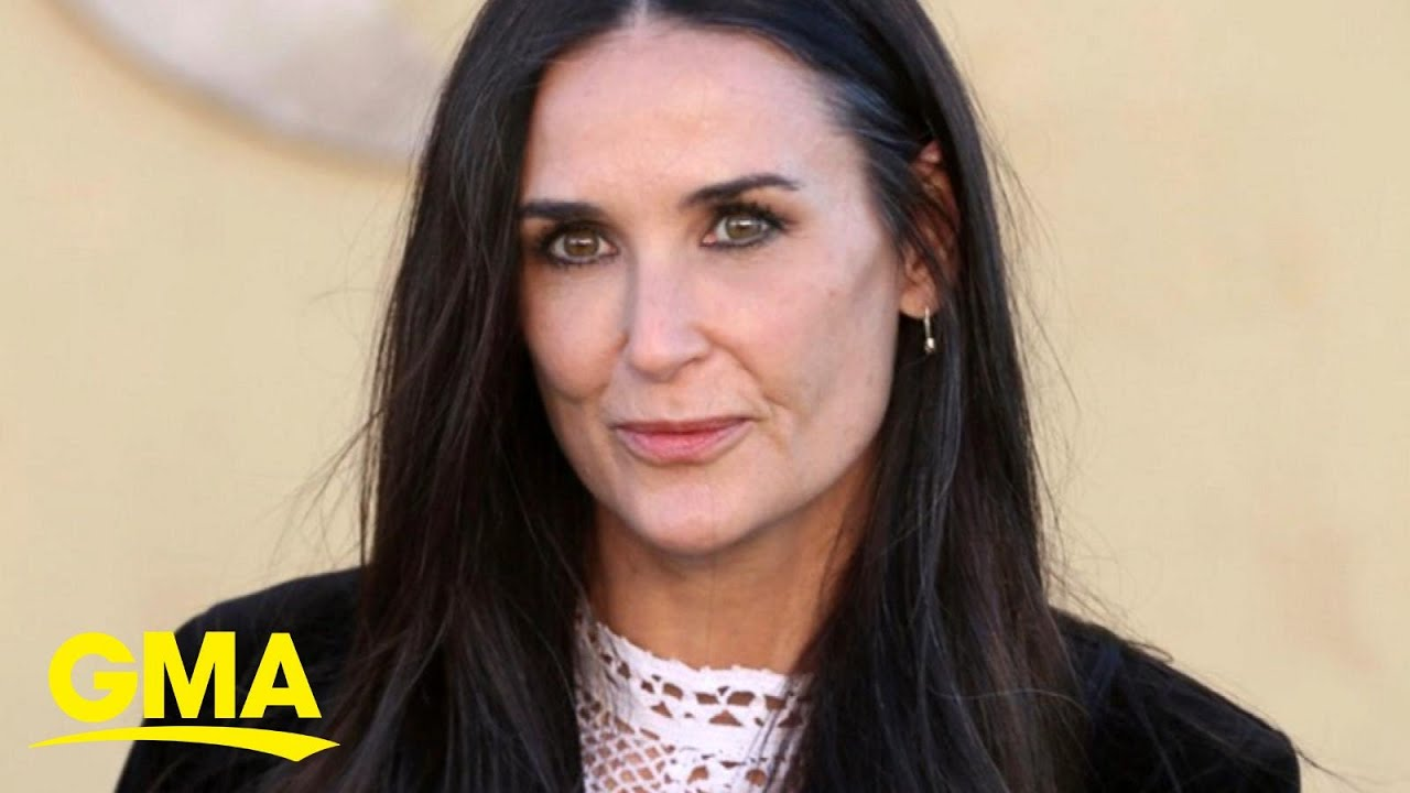 Demi Moore gets candid...