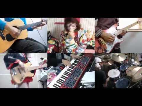 [HD]Nanatsu no Taizai OP [Netsujou no Spectrum] Band cover