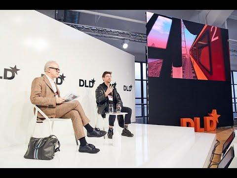 Jon Rafman & Hans Ulrich Obrist | DLD 19