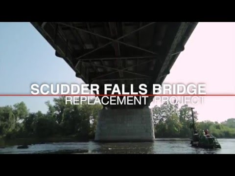 Scudder Falls Bridge Replacement Project New Jersey Open House March 15, 2016
