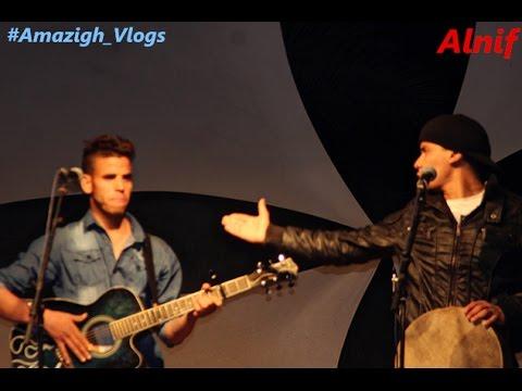 Amazigh Vlogs #1 : Road To Alnif With Group Tarula -الطريق الى النيف لإحياء ذكرى 84 معركة بوكافر