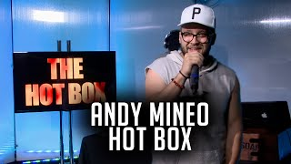 Andy Mineo Shows Off His Freestyle Skills In The Hot Box