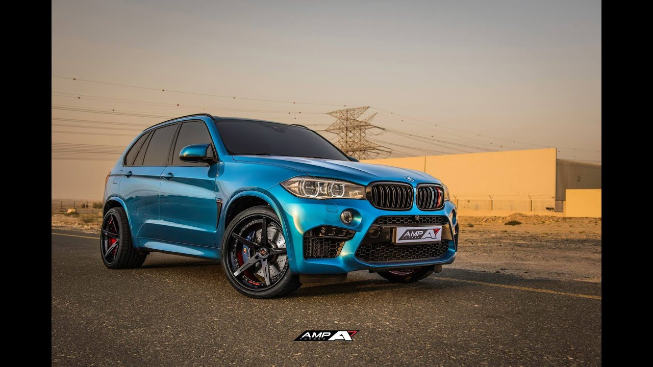Bmw X5m F85 On 22 Quot Amp 5 Amp Forged Wheels By Alphamale