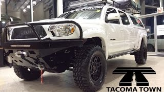 150130   cochrane toyota tacoma town present our best most epic t4 build