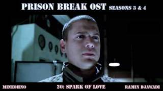 Prison Break OST Seasons 3 & 4 (20 Spark Of Love)