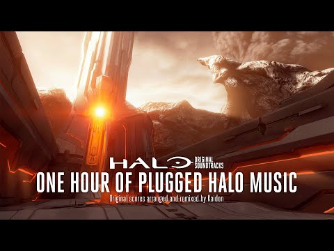One Hour of Plugged Halo Music