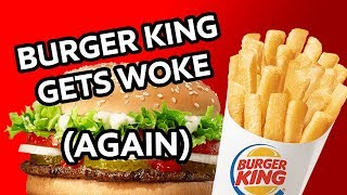 Burger King Gets Woke (Again) #FeelYourWay