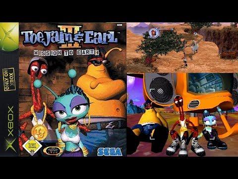 Xbox: ToeJam & Earl III: Mission To Earth (HD / 60fps)