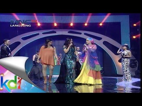Tes Vokal Nada Tinggi Novita Dewi - Frida KDI - Imelda - Putri Ayu - KDI Star (21/8)