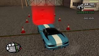 Прохождение GTA San Andreas на 100% - Снова в школе (Автошкола) [Золото]
