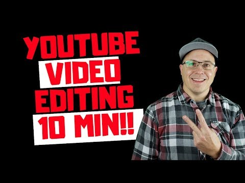 How To Edit YouTube Videos Using VideoPad [Quick and EASY 2019]