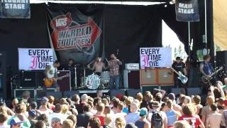 Every Time I Die - No Son Of Mine - 8.14.10