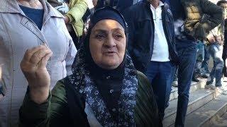 Şəhid anası məmurları biabır etdi - MAKSİMUM BƏYƏN