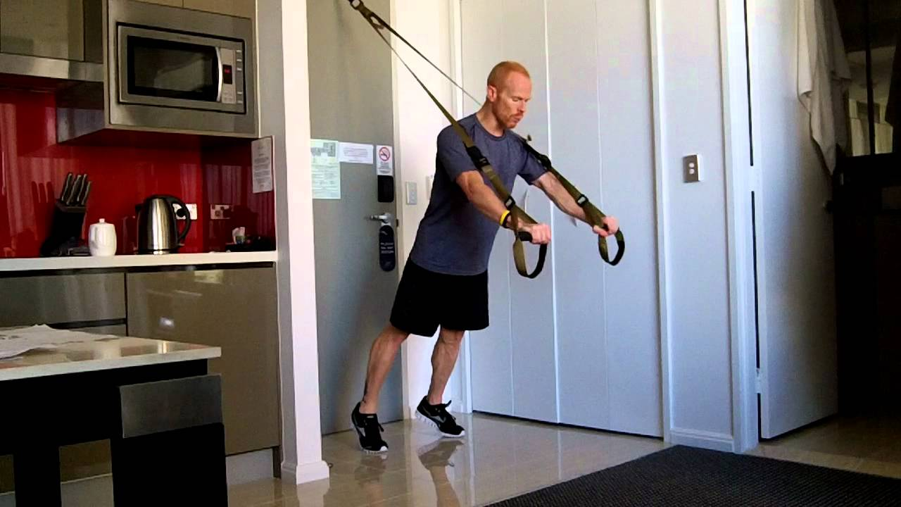 & TRX® Door Anchor Total Body Sequence - YouTube Pezcame.Com