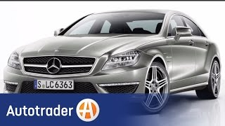2012 Mercedes-Benz CLS Class - AutoTrader New Car Review