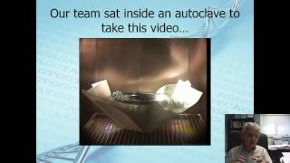 Autoclave video