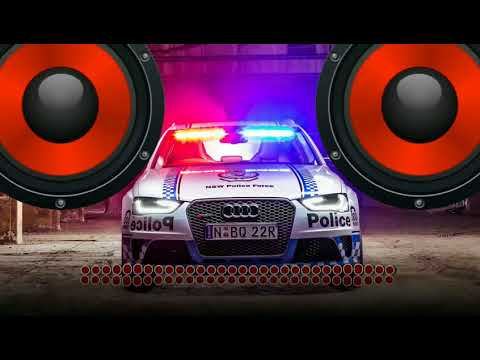 New Police Siren Sound Check 2018Hard VibrationDj Mahesh DJ Suspence