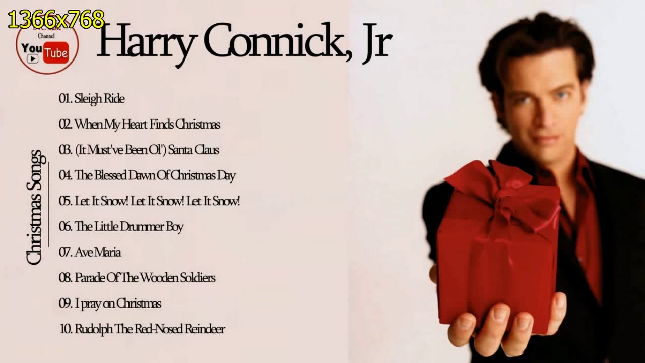 Harry connick jr christmas songs list