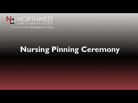 Spring 2020 Nursing Pinning