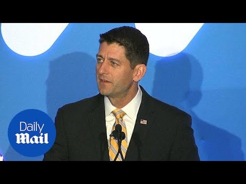 Ryan vows to overhaul U.S. tax code in 2017 - Daily Mail