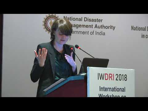 Day 1 IWDRI 2018:TS1 1 Managing Risks in Key infrastructure Sectors Transport & Energy (Part 2)