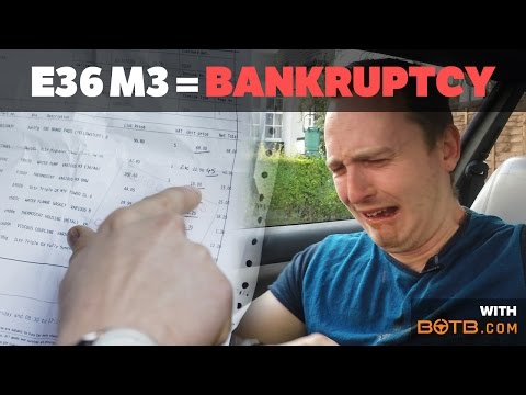 How Much Has My E36 M3 Financially Ruined Me?