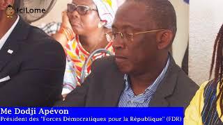 Video Me Dodji Apévon: 'Ils organisent des procès en catimini pour liquider les manifestants arrêtés' download MP3, 3GP, MP4, WEBM, AVI, FLV Oktober 2018