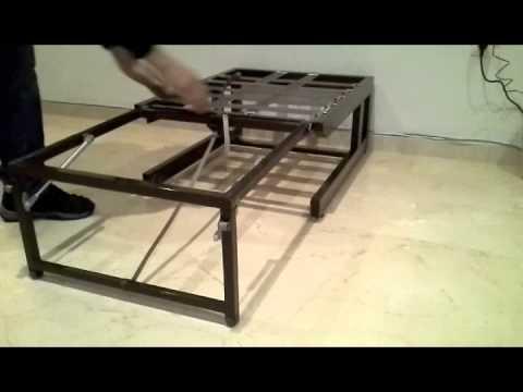 Nuevo mecanismo para convertir sill n o sof en for Sillon sofa cama 2 plazas
