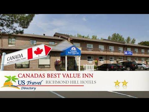 Canadas Best Value Inn - Richmond Hill Hotels, Canada