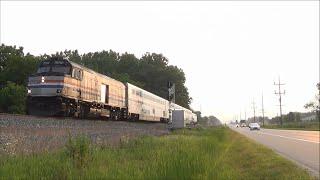 Amtrak Pere Marquette 30th Anniversary Train