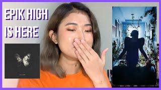 EPIK High 'Rosario' (ft. CL ZICO) & '수상소감 ACCEPTANCE SPEECH' (ft. B.I) Reaction