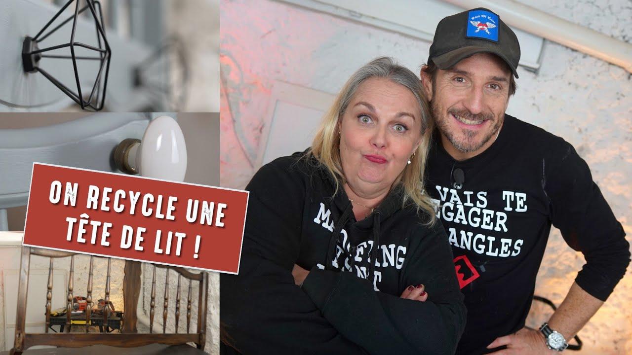 Valérie Damidot Déco - On recycle une tête de lit !