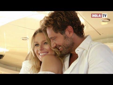 Las imágenes más románticas de Irina Baeva y Gabriel Soto en Acapulco | ¡HOLA! TV