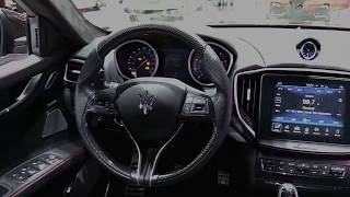 2018 Maserati Ghibli GranSport SQ4 Edition Pro Design Special Limited First Impression Lookaround