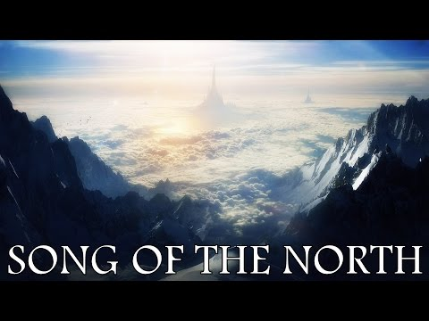 BrunuhVille Ft. Sharm ~ Song of the North (Fantasy Medieval Music)