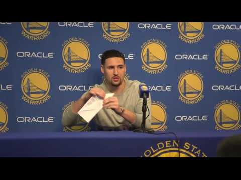 Golden State Warriors Funny Moments Part 2