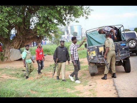 Polisi Dodoma Waanza Msako Mkali kwa Waliompiga Risasi Lissu