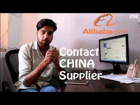 How To Contact China Supplier For Import