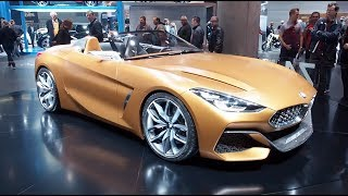 The ALL NEW BMW Concept Z4 2018 In Detail Review Walkaround Interior Exterior