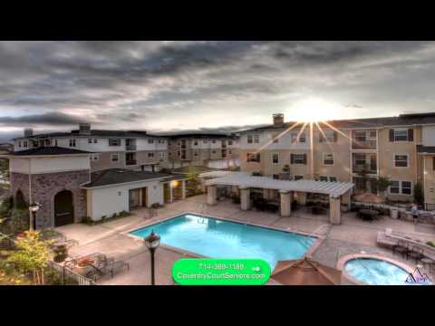 Coventry Court Senior Apartments Video Tour Orange County California
