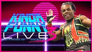 WWE Superstar Xavier Woods Is Hosting Kinda Funny Live 3!