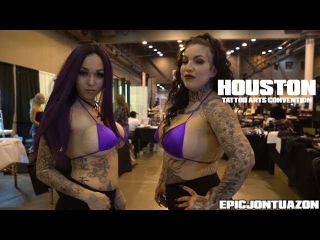 Houston Tattoo Arts Convention 2019 | Villain Arts