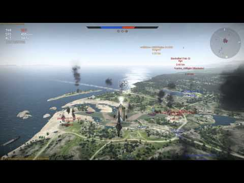 War Thunder №2 |Gameplay| [HD]