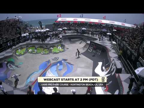 Vans Park Series Huntington Beach Qualifiers 2016