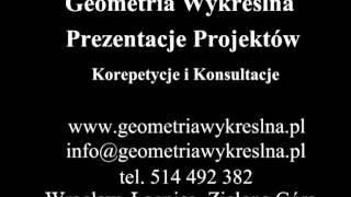 Geometria Wykreślna - Korepetycje, Zadania, Konsultacje