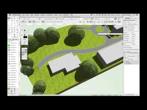 Novedge Webinar 140 Vectorworks Landmark 2015
