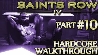 Ⓦ Saints Row 4 Walkthrough ▪ Hardcore - Part 10 ▪ Rescuing Shaundi [1080p]