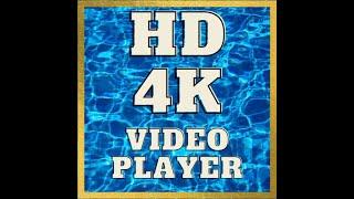 HD4K Video Player - All Format, Full HD, 4K, 1080p (Download at Google Play) screenshot 1