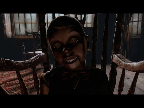 Every Horror Game Has The Same Ending |